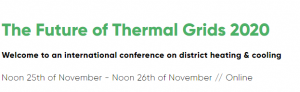 The future of thermal grids