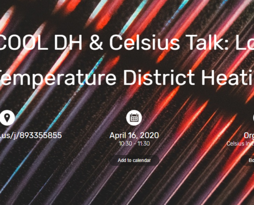 COOL DH & Celsius talk